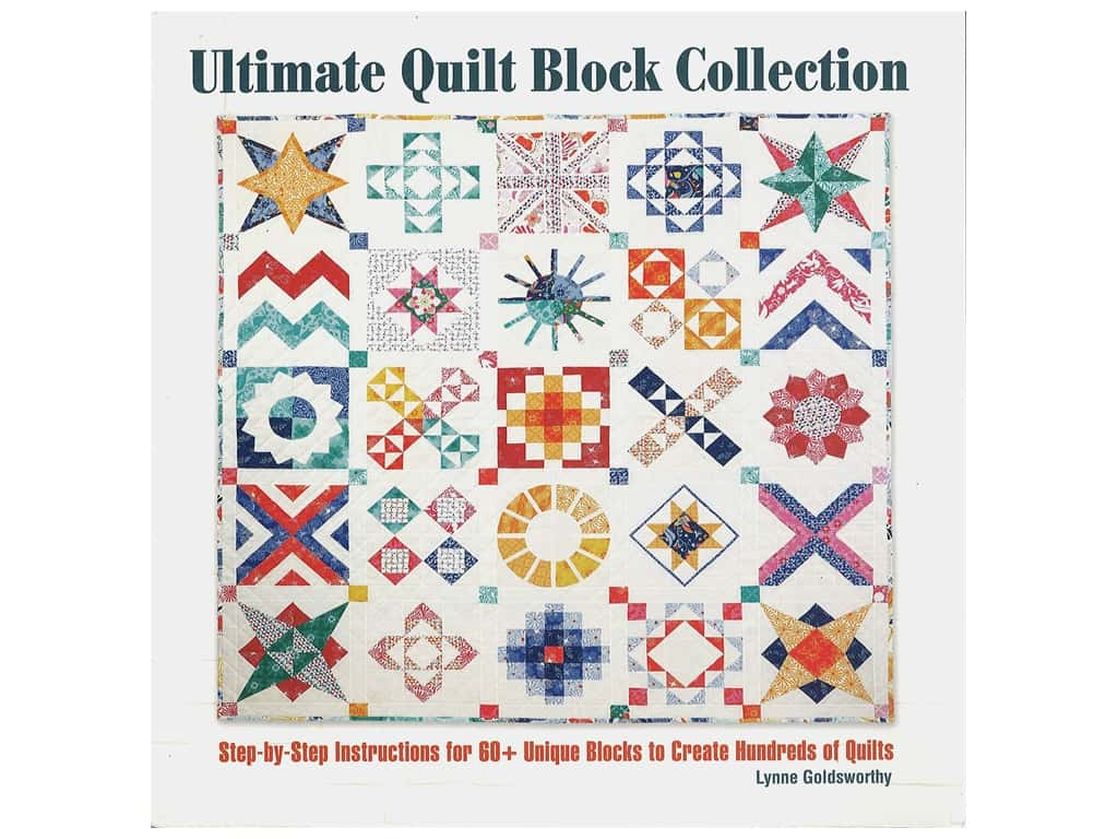 Companion House Ultimate Quilt Block Collection Book