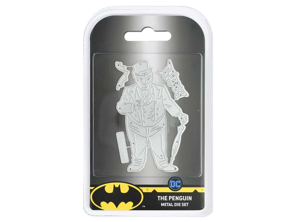 Character World Die DC Comics Batman The Penguin