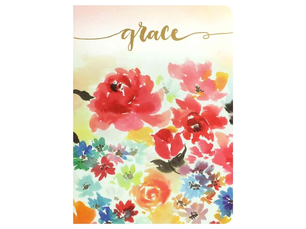 Paper House Life Organized Journal Soft Cover Live By Grace