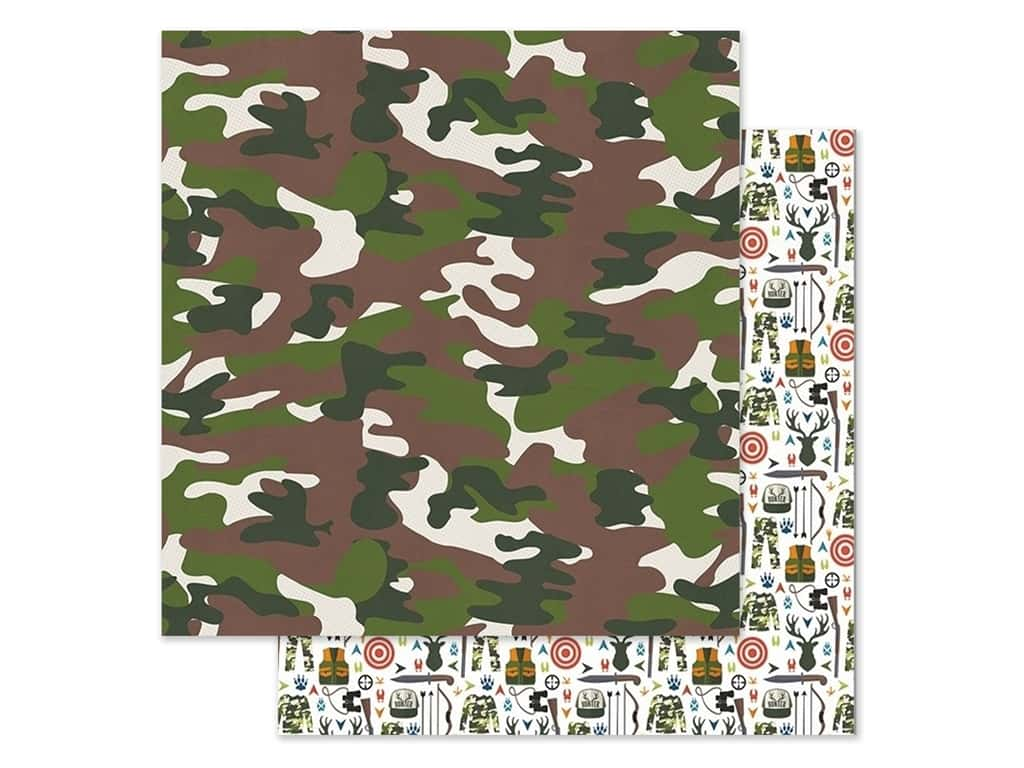 Paper House Paper 12 in. x 12 in. Go Wild (15 pieces)