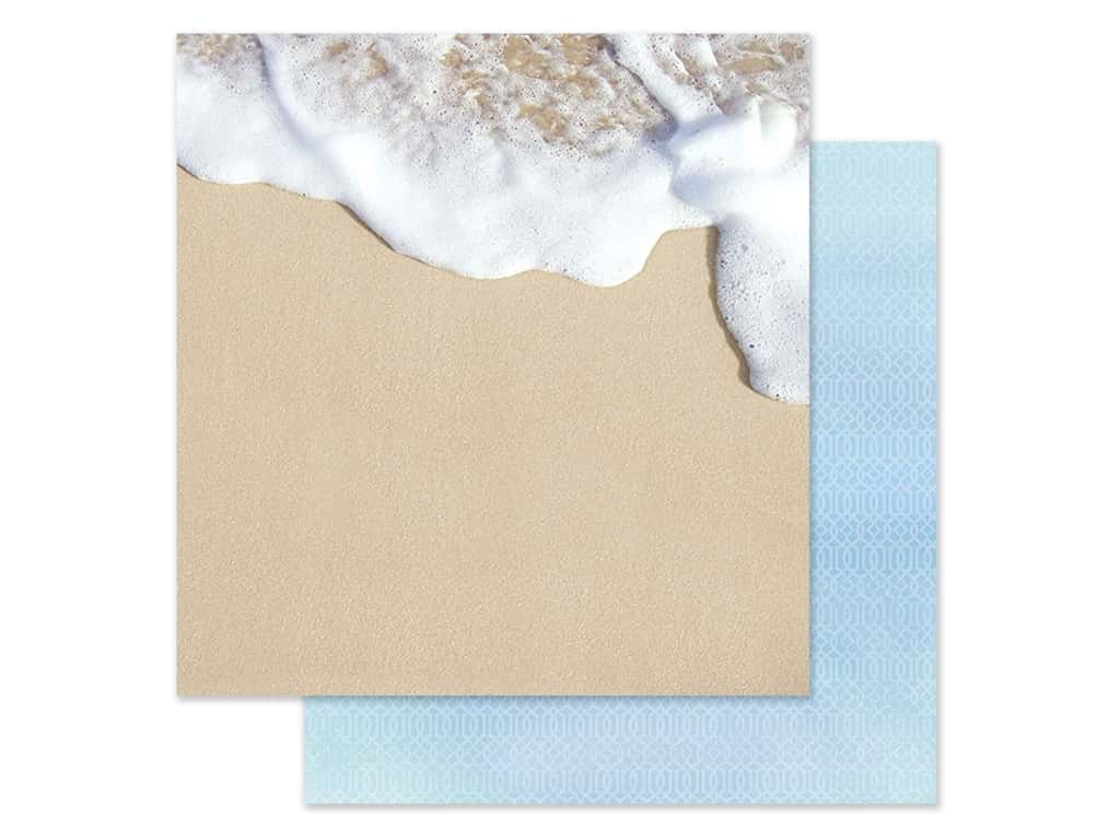 Paper House Paper 12 in. x 12 in. Seashore (15 pieces)