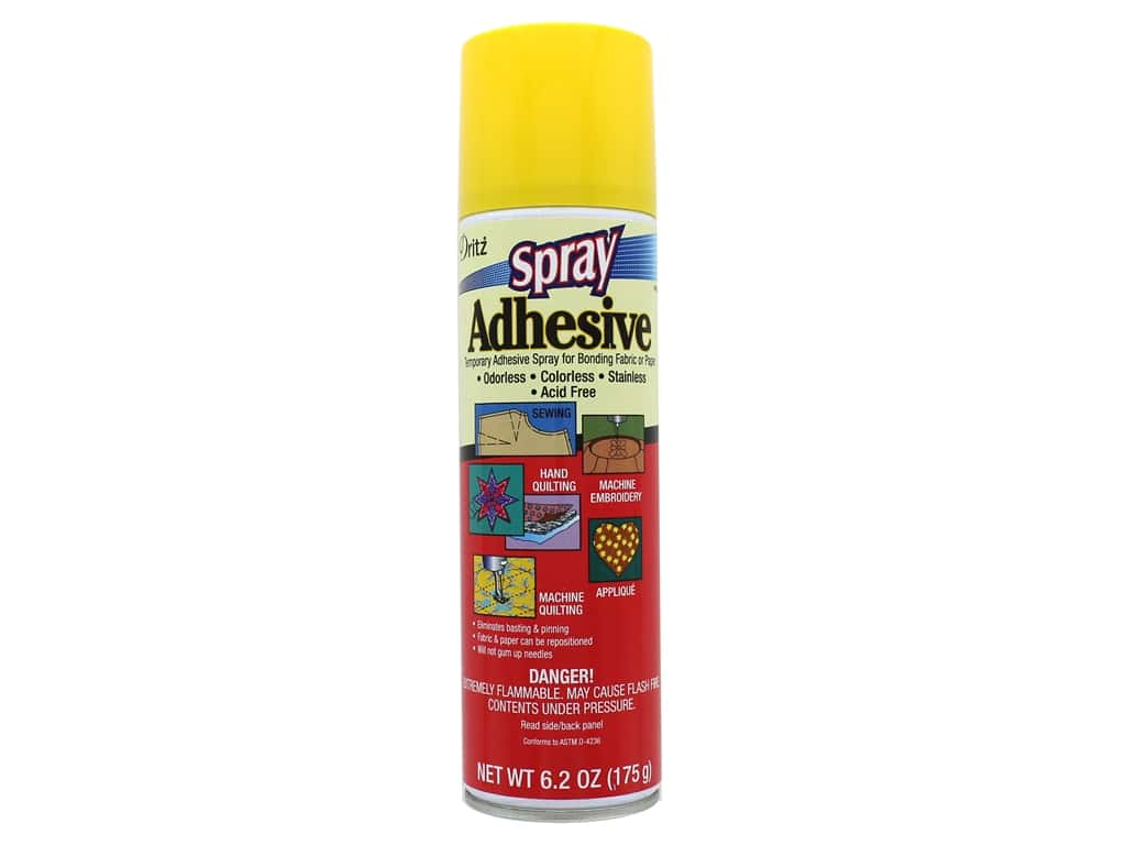 Dritz Spray Adhesive 6.2 fl oz.