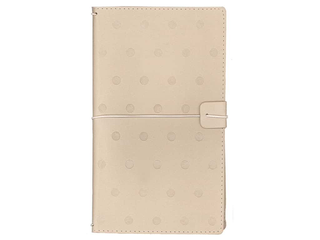 Paper House Collection Life Organized Journey Book Cover Polka Dot