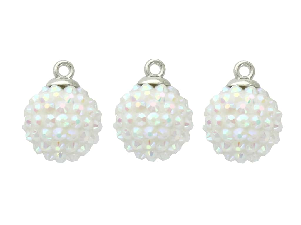 Jesse James Embellishments Bubble Ball Snowballs