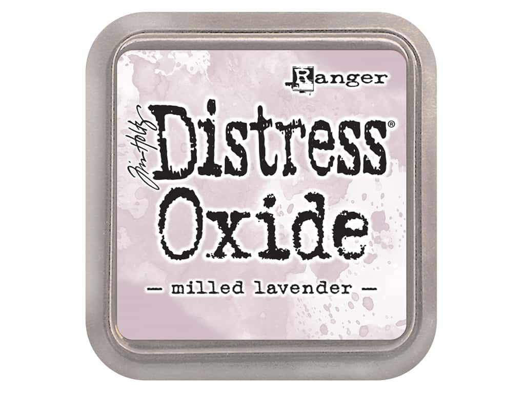Ranger Tim Holtz Distress Oxide Ink Pad Milled Lavender