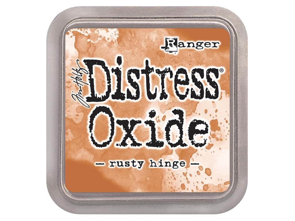 Ranger Tim Holtz Distress Oxide Ink Pad Rusty Hinge