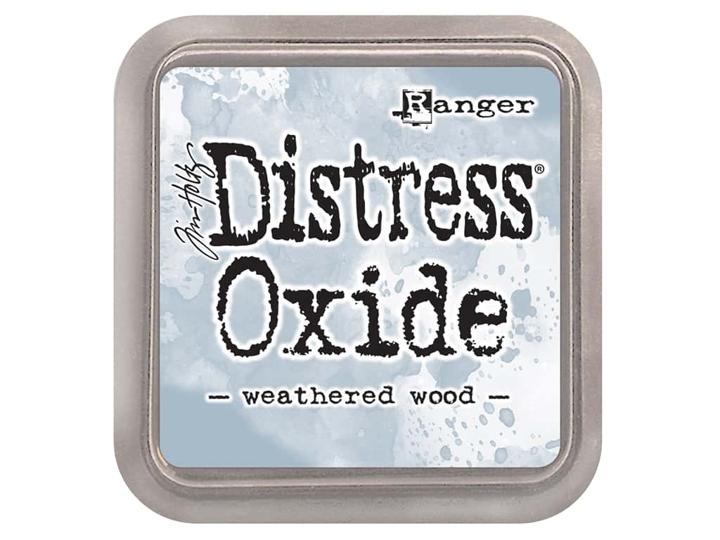 Ranger Tim Holtz Distress Oxide Ink Pad Weathered Wood