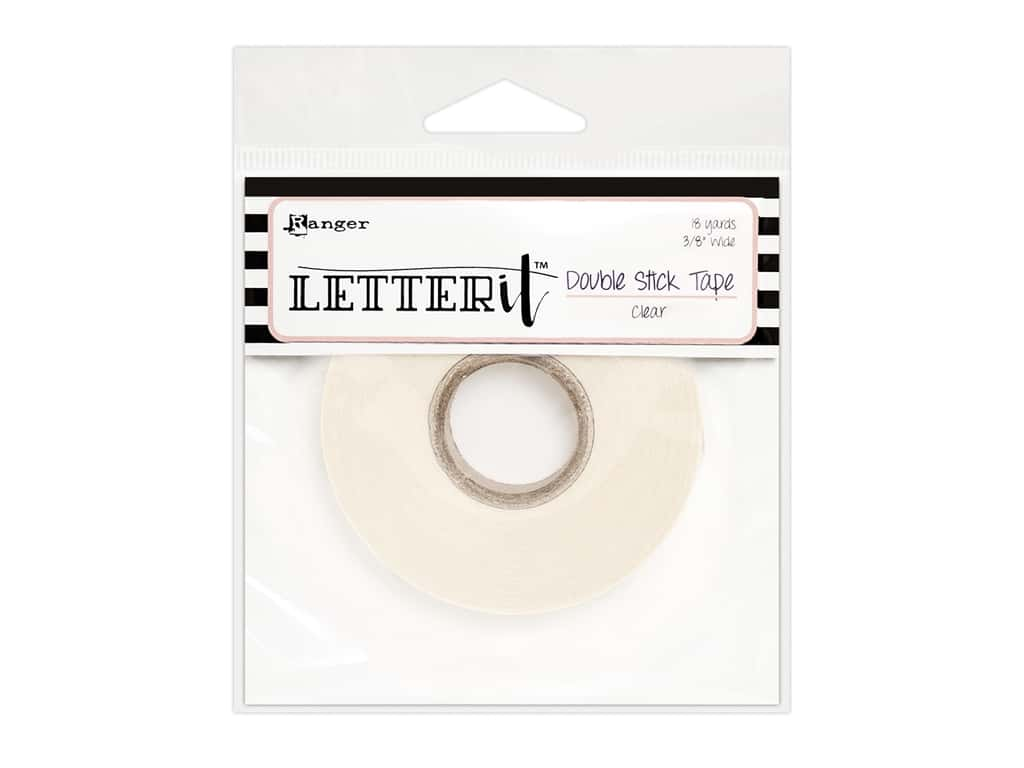 Ranger Letter It Double Stick Tape 3/8 in. x 18 yd.