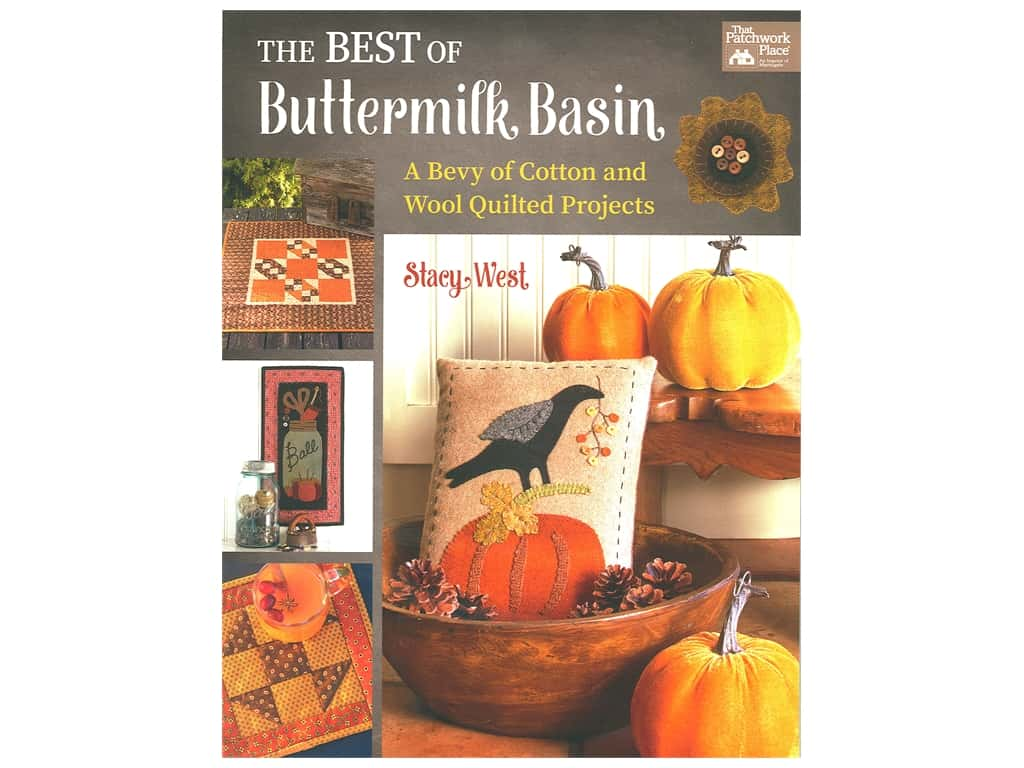 That Patchwork Place The Best of Buttermilk Basin Book