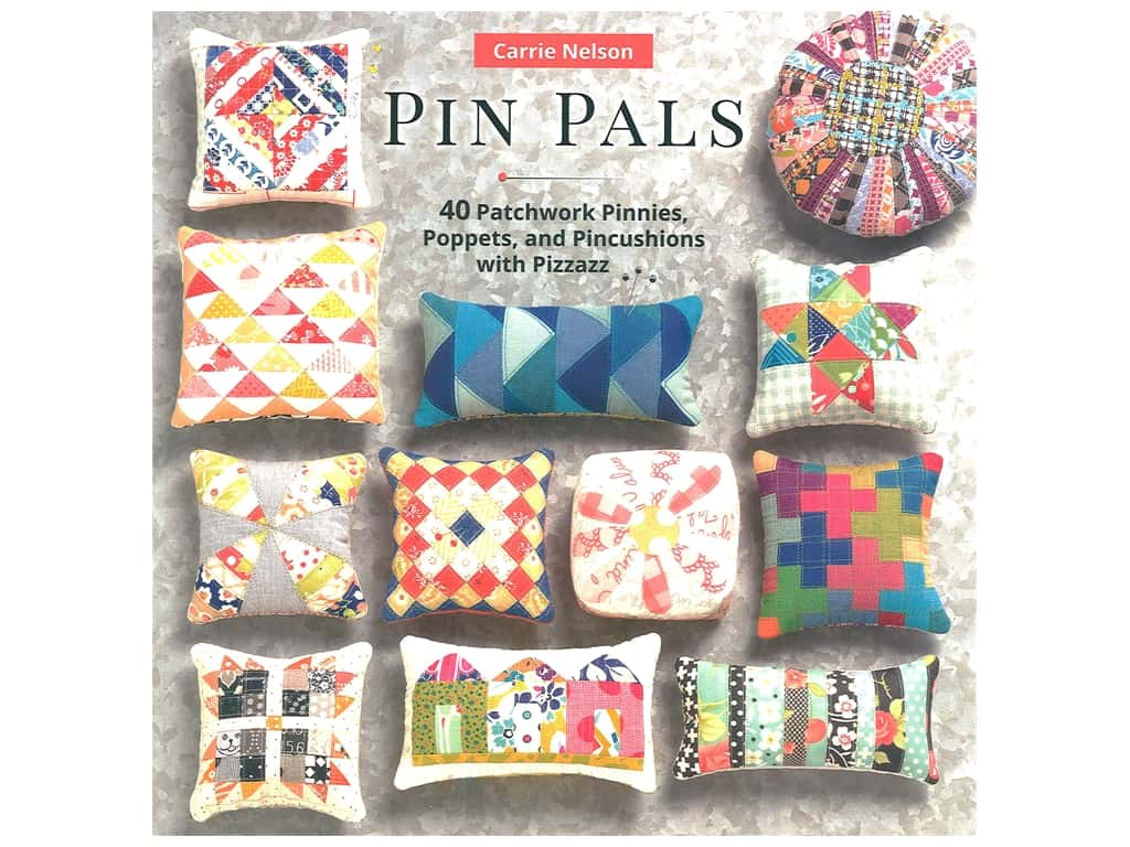 That Patchwork Place Pin Pals Book