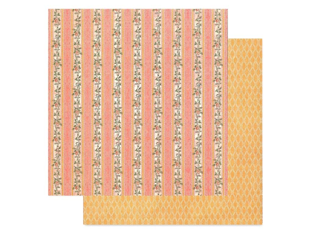 Graphic 45 Collection Princess Paper 12 in. x 12 in. Loveliest Of All (25 pieces)