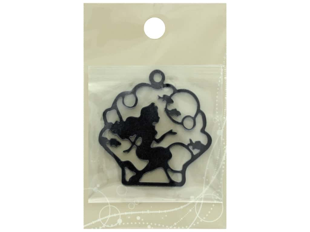 Resinate Plate Silhouette Mermaid