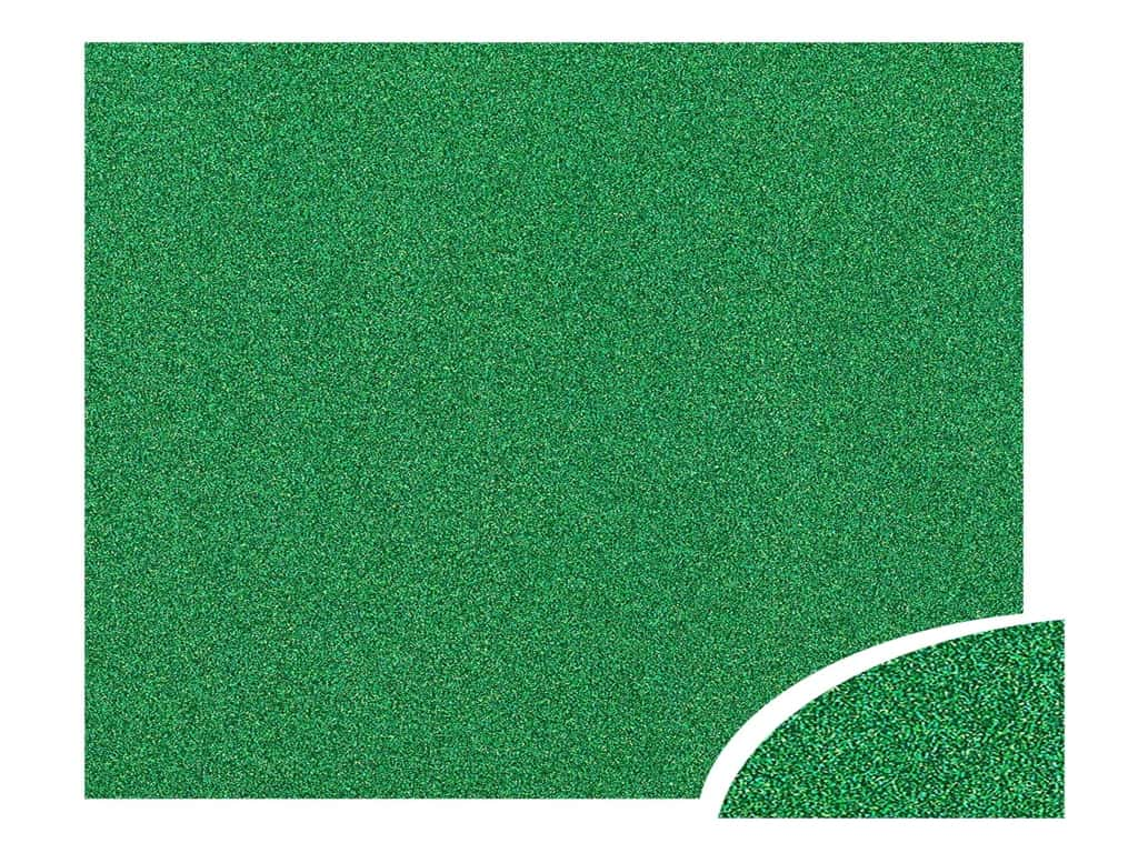 Paper Accents Glitter Cardstock 22 x 28 in. #G06 Green 10 pc.
