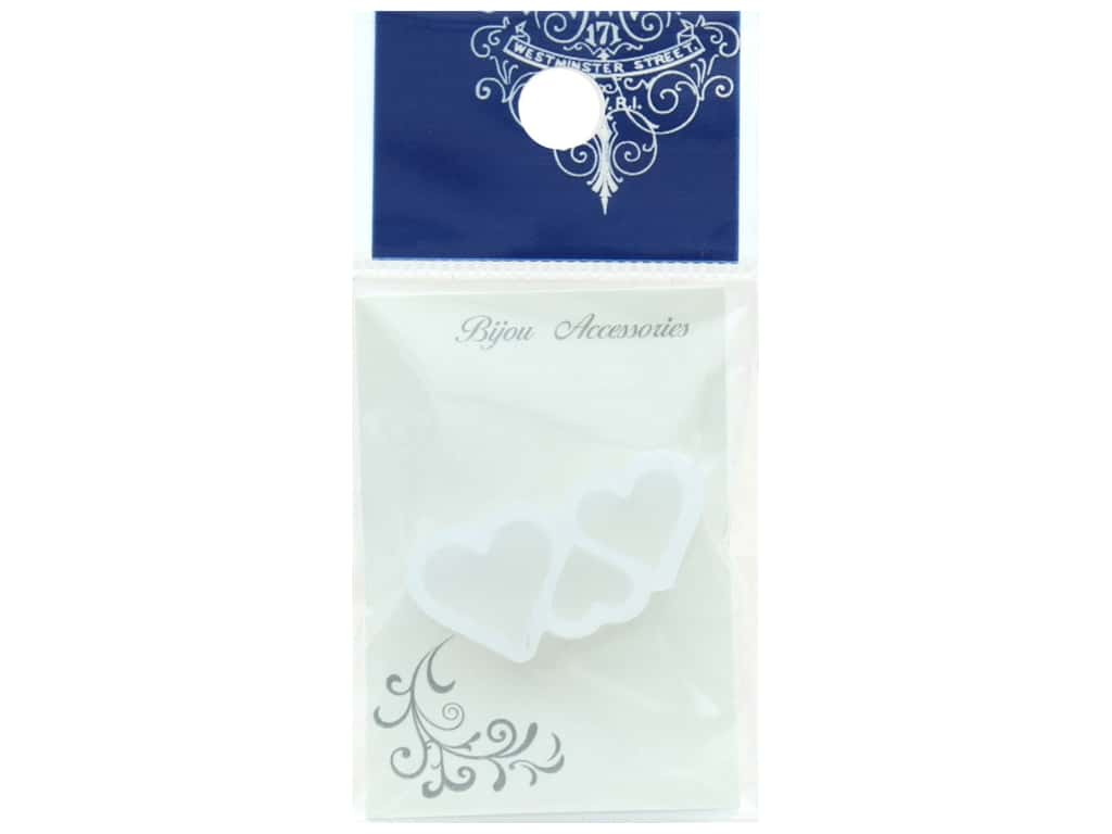 Resinate Mold Silicone Petite Triple Heart