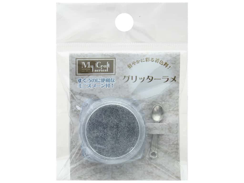 Resinate Glitter Lame 2 gm Silver