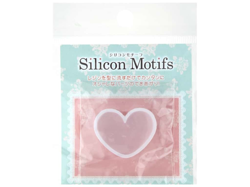 Resinate Mold Silicone Heart