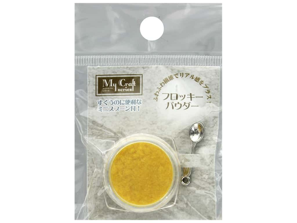 Resinate Flocky Powder .5 gm Yellow