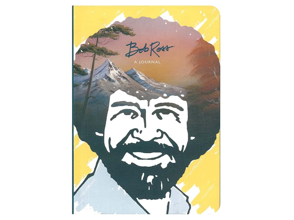 RP Studio Bob Ross A Journal Book