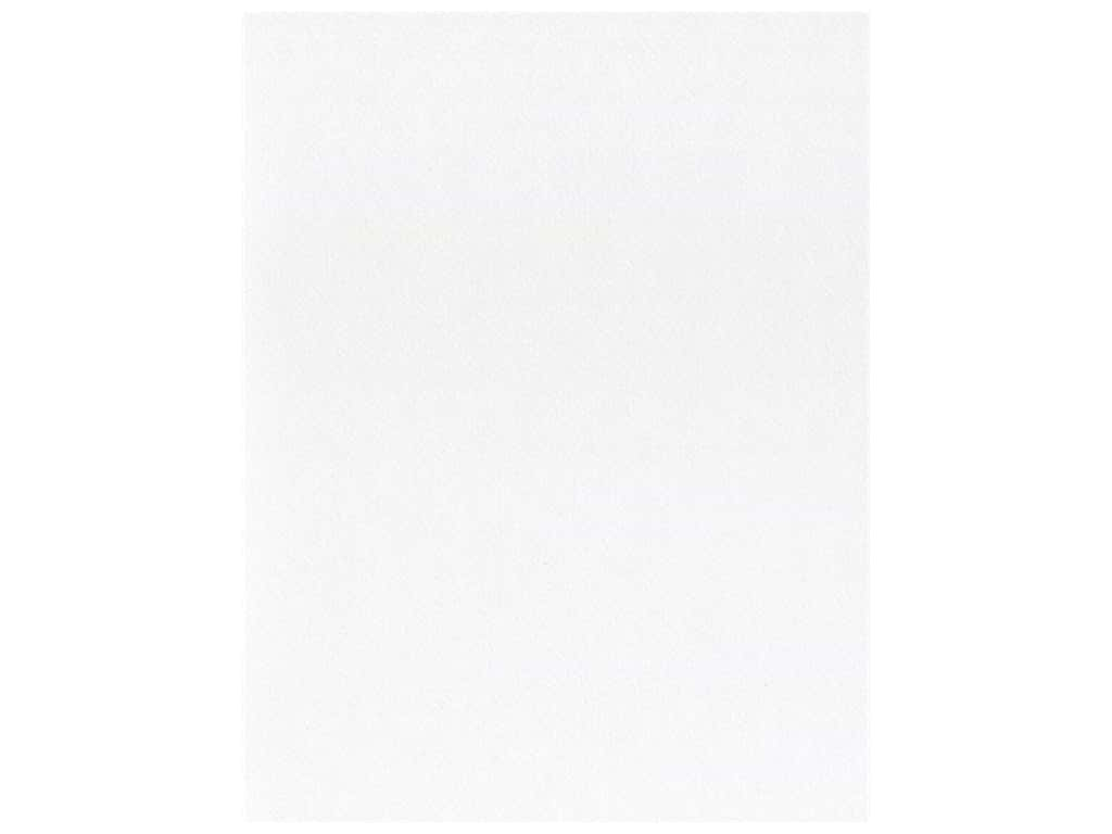 Paper Accents Cardstock 8 1/2 x 11 in. #701 Textured White (250 sheets)