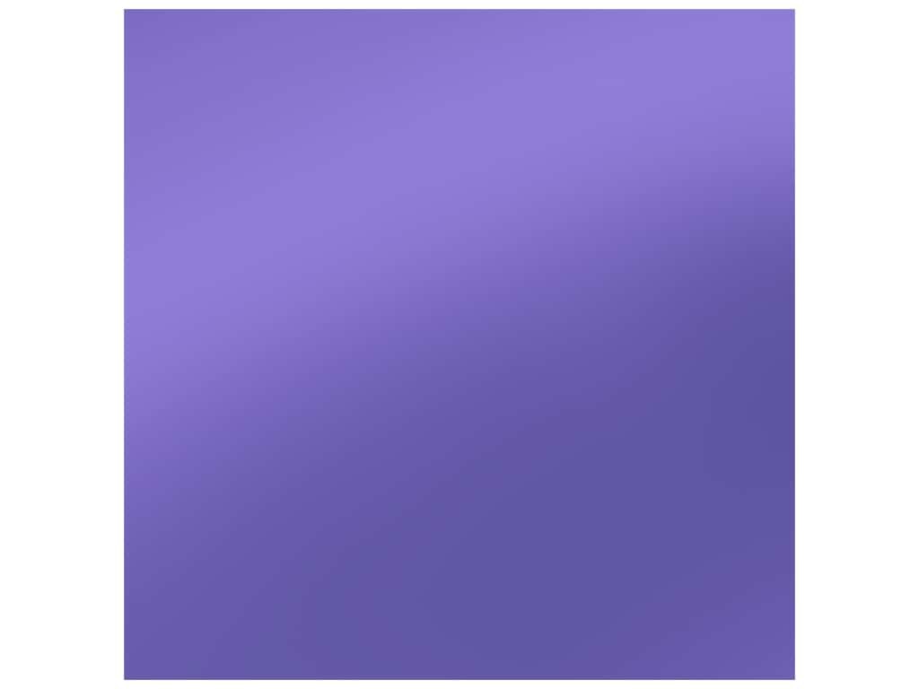 PA Adhesive Vinyl 12 x 12 in. Removable Matte Wild Grape 12 pc. (12 sheets)