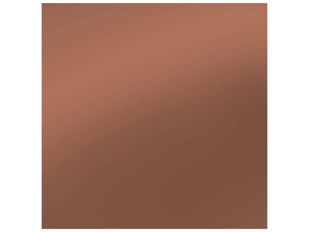 PA Adhesive Vinyl 12 x 12 in. Removable Matte Cocoa 12 pc. (12 sheets)