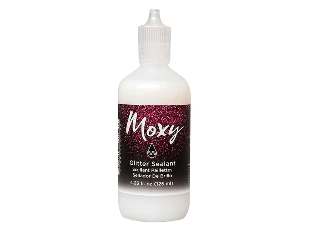 American Crafts Collection Moxy Glitter Sealant Bottle 4.23 oz