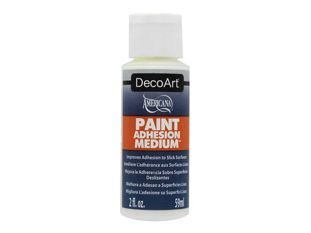 DecoArt Paint Adhesion Medium 2 oz.