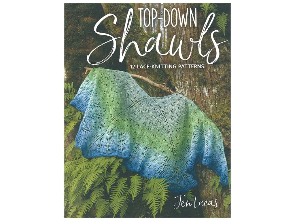 That Patchwork Place Top-Down Shawls Book