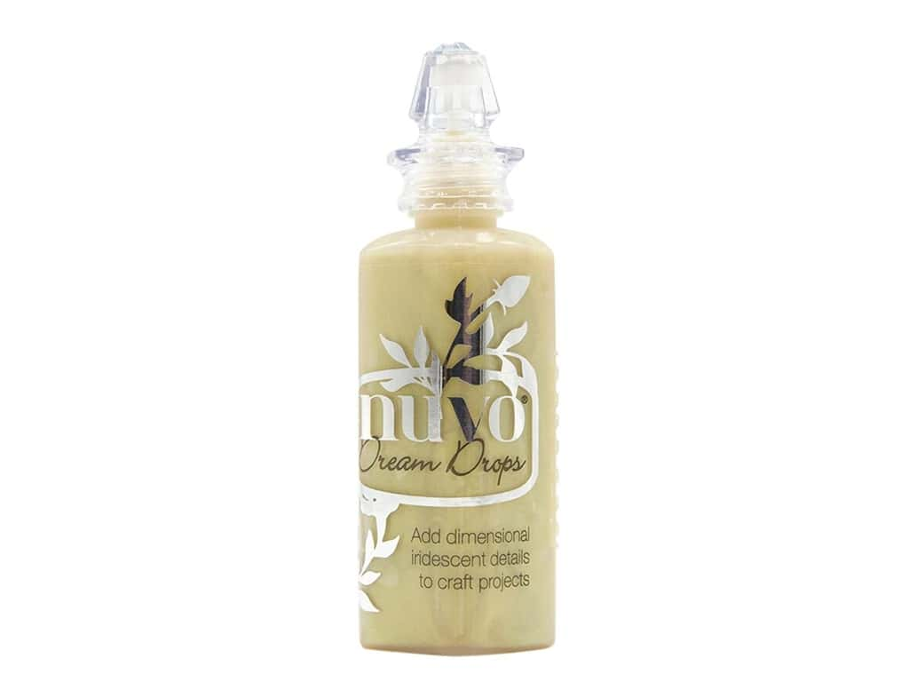 Nuvo Dream Drops 1.4 oz. Gold Luxe