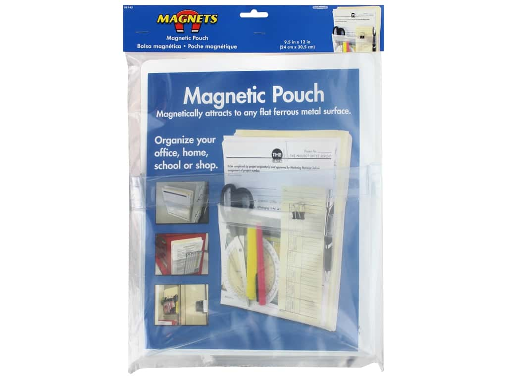 The Magnet Source Magnet Pouch 9.5 in. x 12 in.