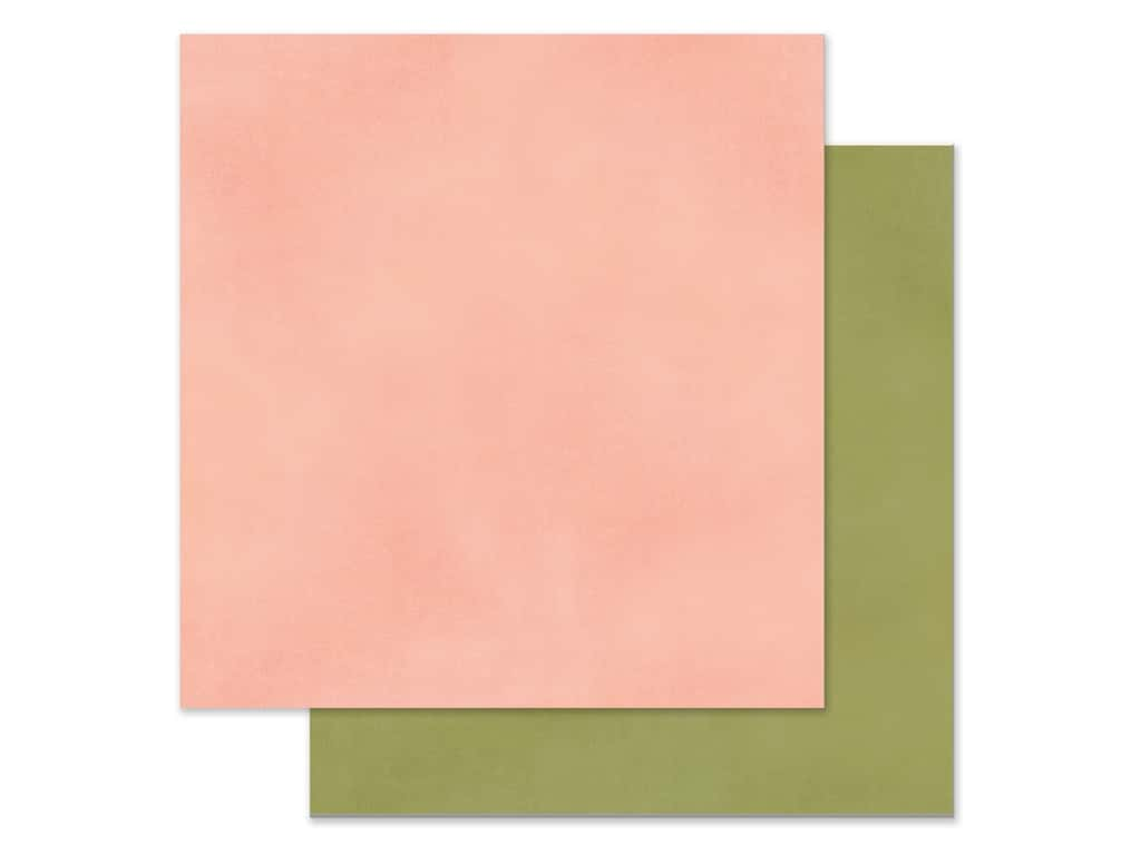 Simple Stories Collection Spring Farmhouse Paper 12 in. x 12 in. Blush/Green (25 pieces)
