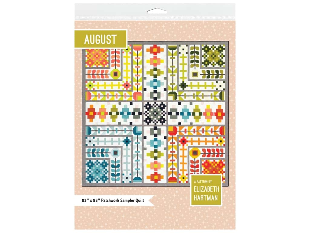 Elizabeth Hartman August Pattern
