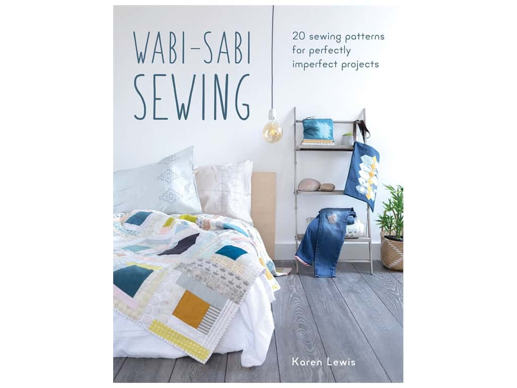 Sewandso by F & W Publishing Wabi-Sabi Sewing Book