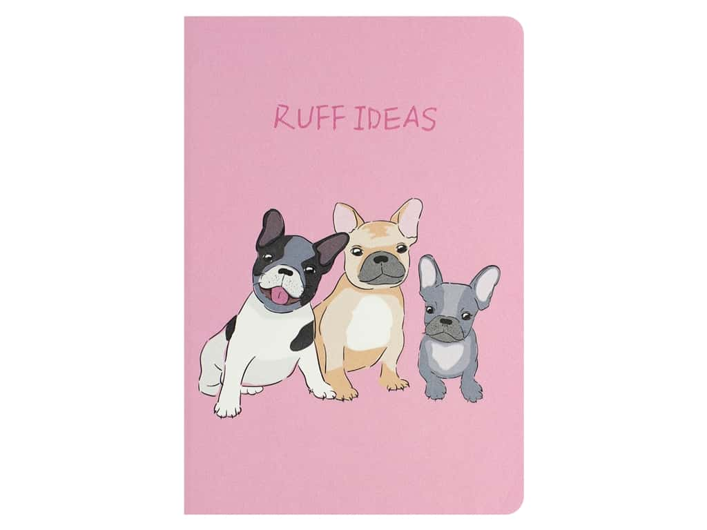 Sierra Pacific Crafts Ruff Ideas Journal