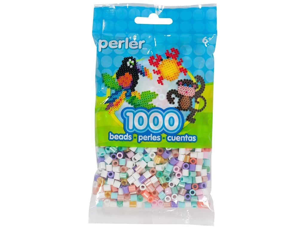 Perler Beads 1000 pc. Unicorn Mix