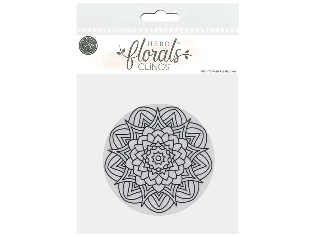 Hero Arts Cling Stamp Florals Solid Bud
