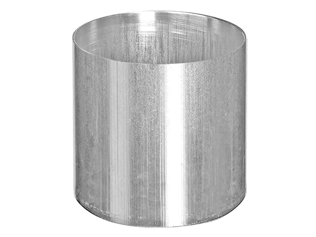 Country Lane Candle Mold Aluminum 3 in. x 3.5 in.