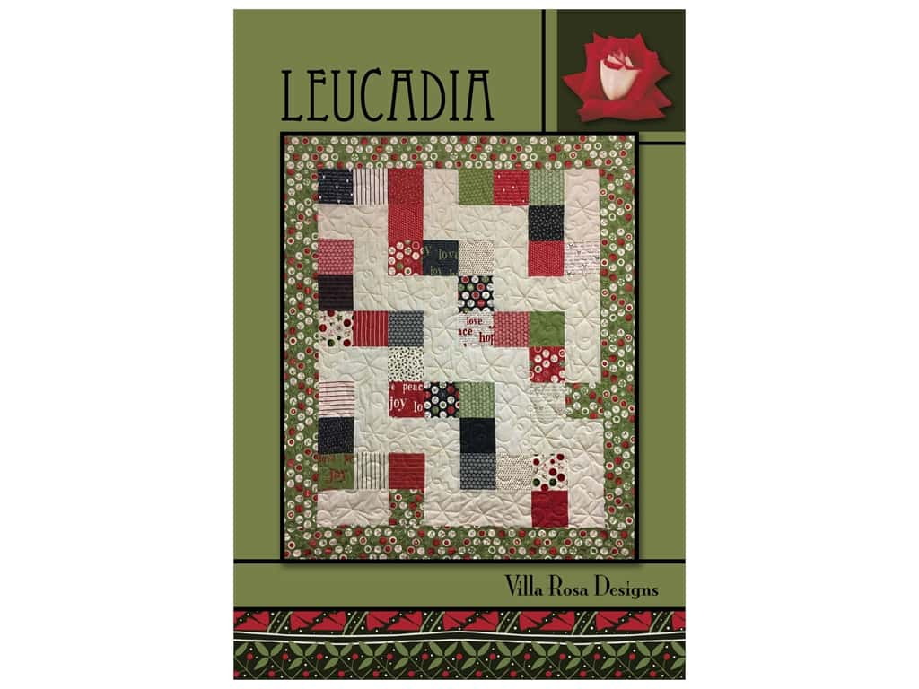 Villa Rosa Designs Leucadia Pattern (3 pieces)