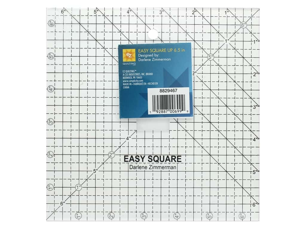 EZ Tools Easy Square Up 6.5 in.