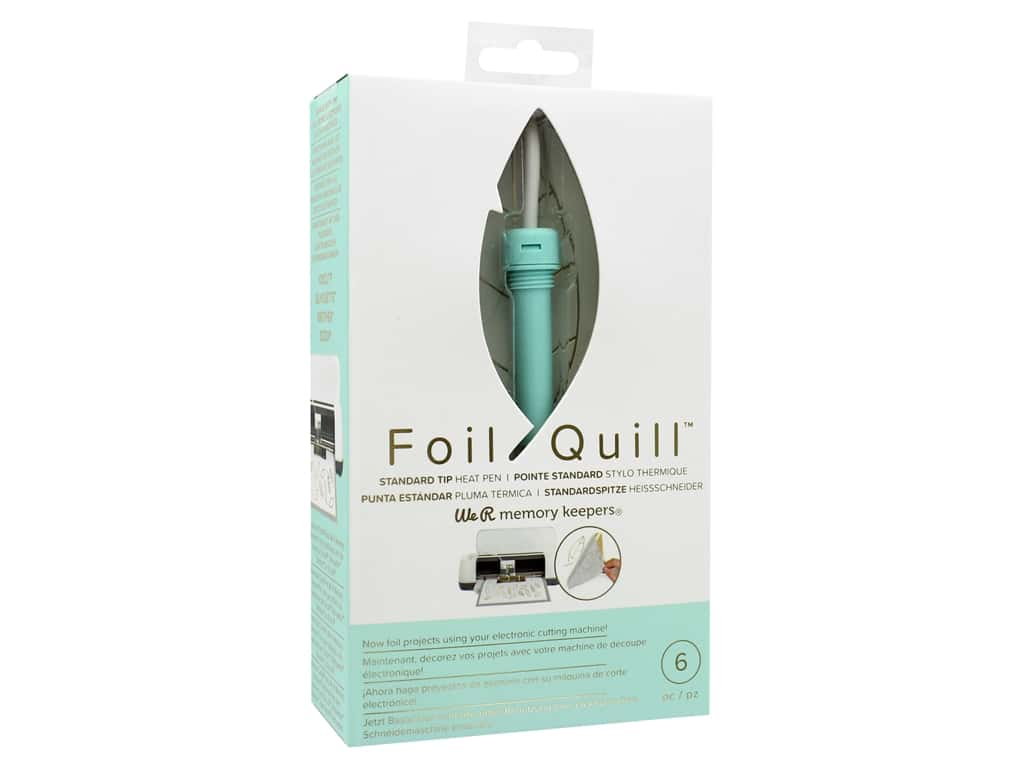 We R Memory Keepers Foil Quill Heat Activated Pen - Standard Tip