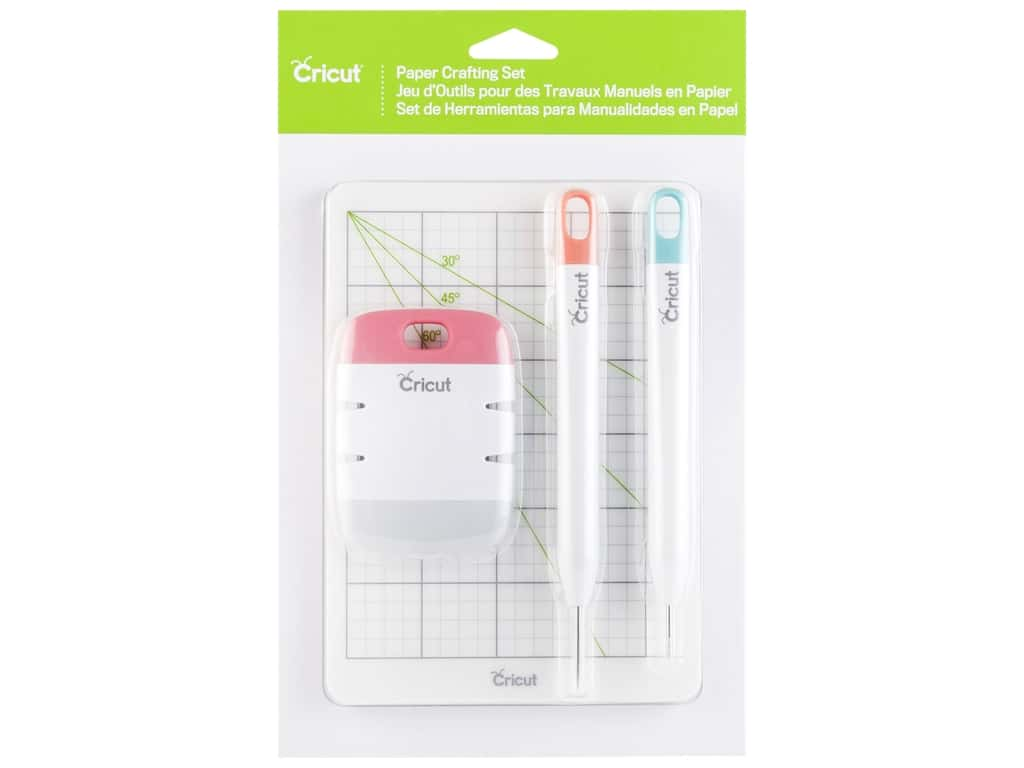 Cricut Paper Crafting Tool Set
