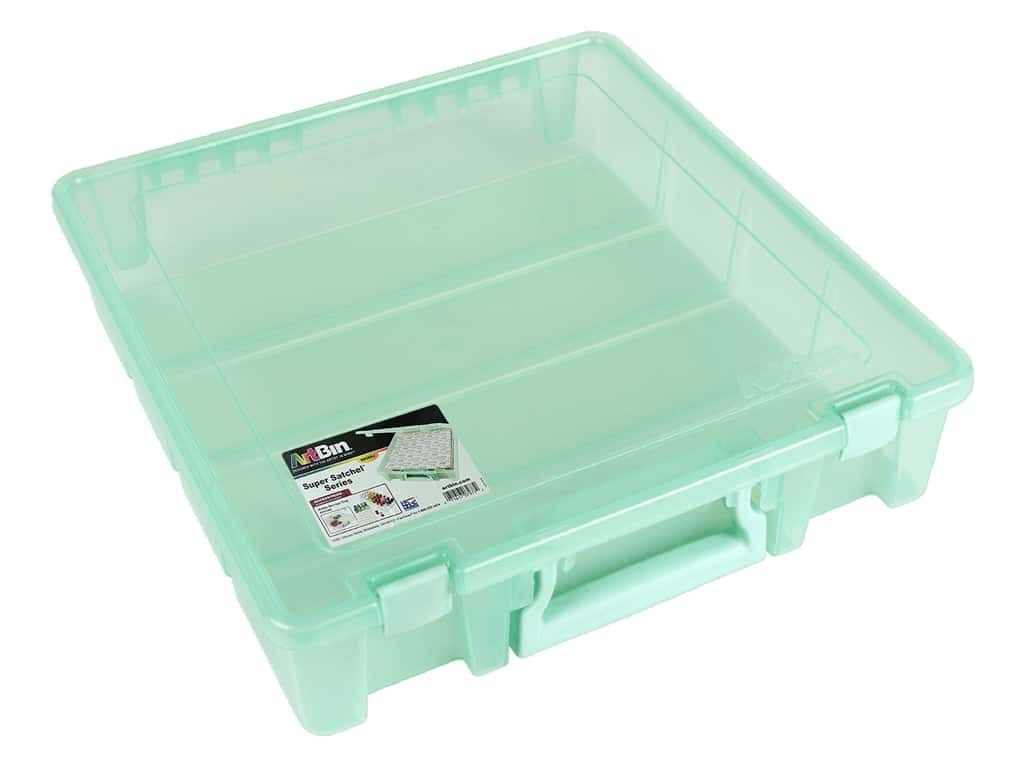 ArtBin Super Satchel Mint