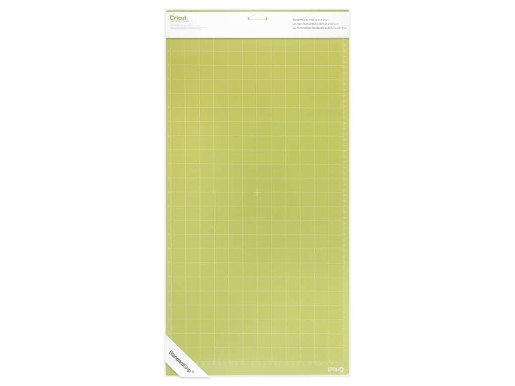 Cricut Maker And Explore Air 2 Accessories Cutting Mat 12 in. x 24 in. Standard Grip 2 pc