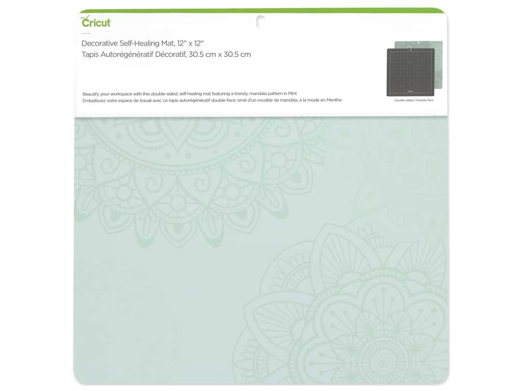 Cricut Self Healing Mat 12 in. x 12 in. Mint
