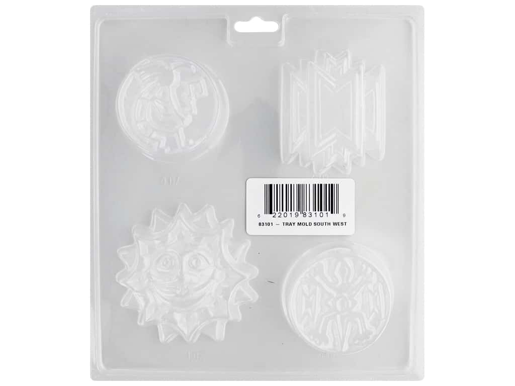 Soap Expressions Tray Mold South West