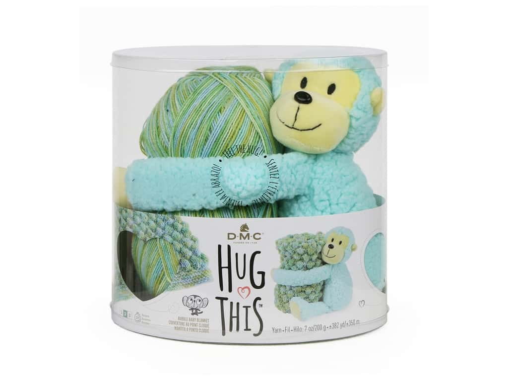 DMC Yarn Kit Hug This Monkey