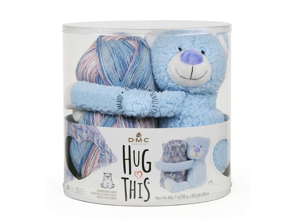 DMC Yarn Kit Hug This Teddy Bear