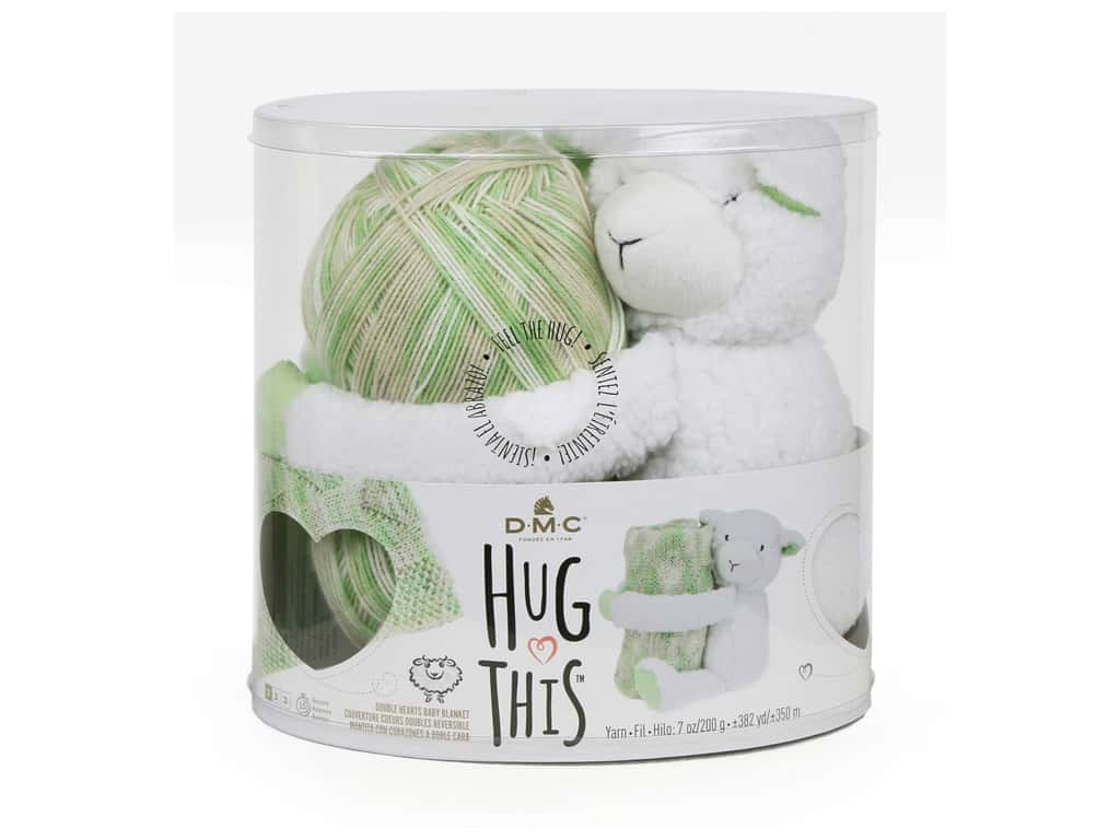 DMC Yarn Kit Hug This Lamb