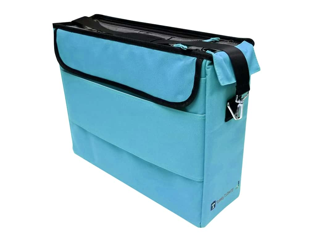 Totally Tiffany Ultimate Tote Laura Turquoise
