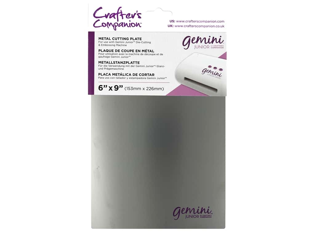 Crafter's Companion Gemini Jr Cutting Plate Metal